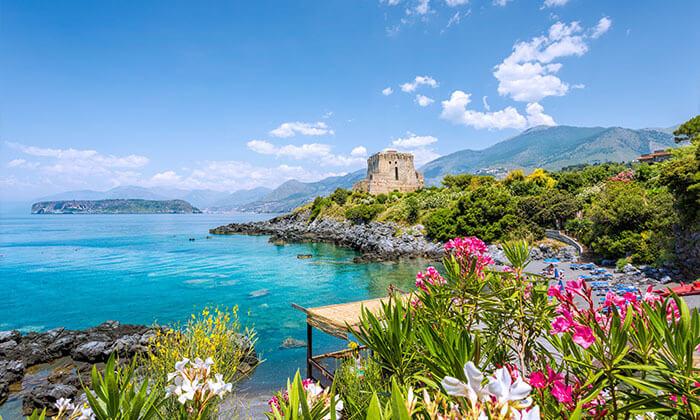 """גרופון מקדימים להזמין: חופשה אביבית בסיציליה, כולל סופ""""ש וחגים חבילה הכוללת טיסות, רכב שכור ו-4/5 ימים מלאים במלון מומלץ ע""""ב לינה וארוחת בוקר,"""