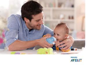 חשיבות שתיית מים אצל תינוקות