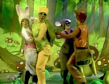 כרטיסים להתיאטרון שלנו - ביער המשלים התיאטרון שלנו - הצגת ילדים - ביער המשלים
