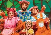 תיאטרון אורנה פורת לילדים ולנוער - זהבה ושלושת הדובים כרטיסים