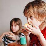 תזונה בריאה לילדים